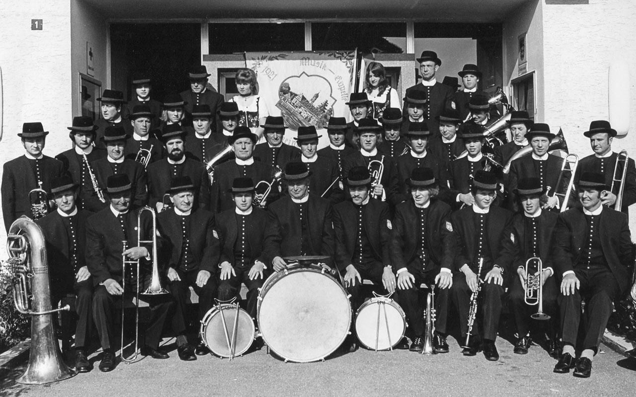 Musikverein früher 2