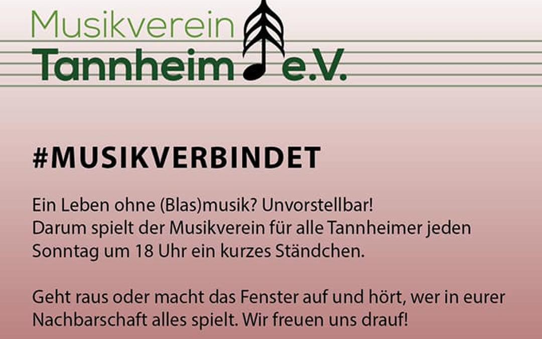 Musik verbindet!