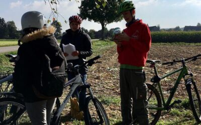 Fahrradrallye der Jungmusikanten